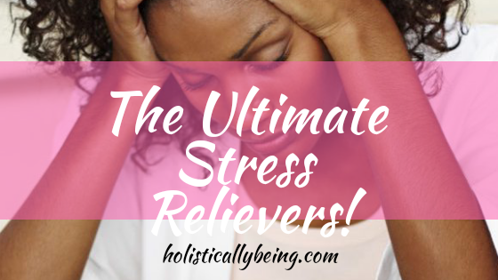 Essential Oils, Crystals, and Colors For Anxiety and Stress