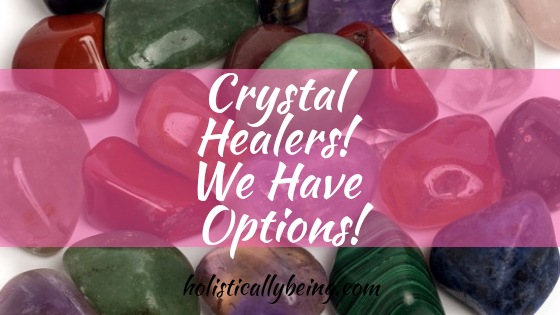The Many Ways To Cleanse Your Healing Crystals