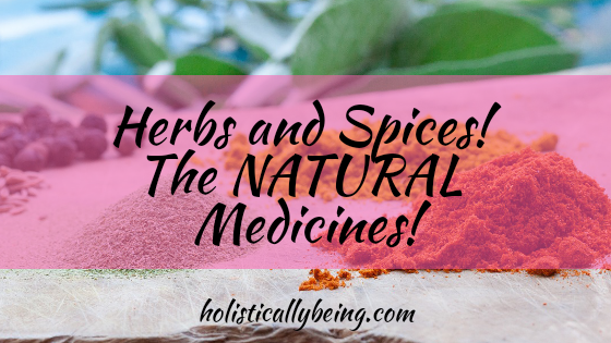 Convert Your Spice Rack Into Your Medicine Cabinet!