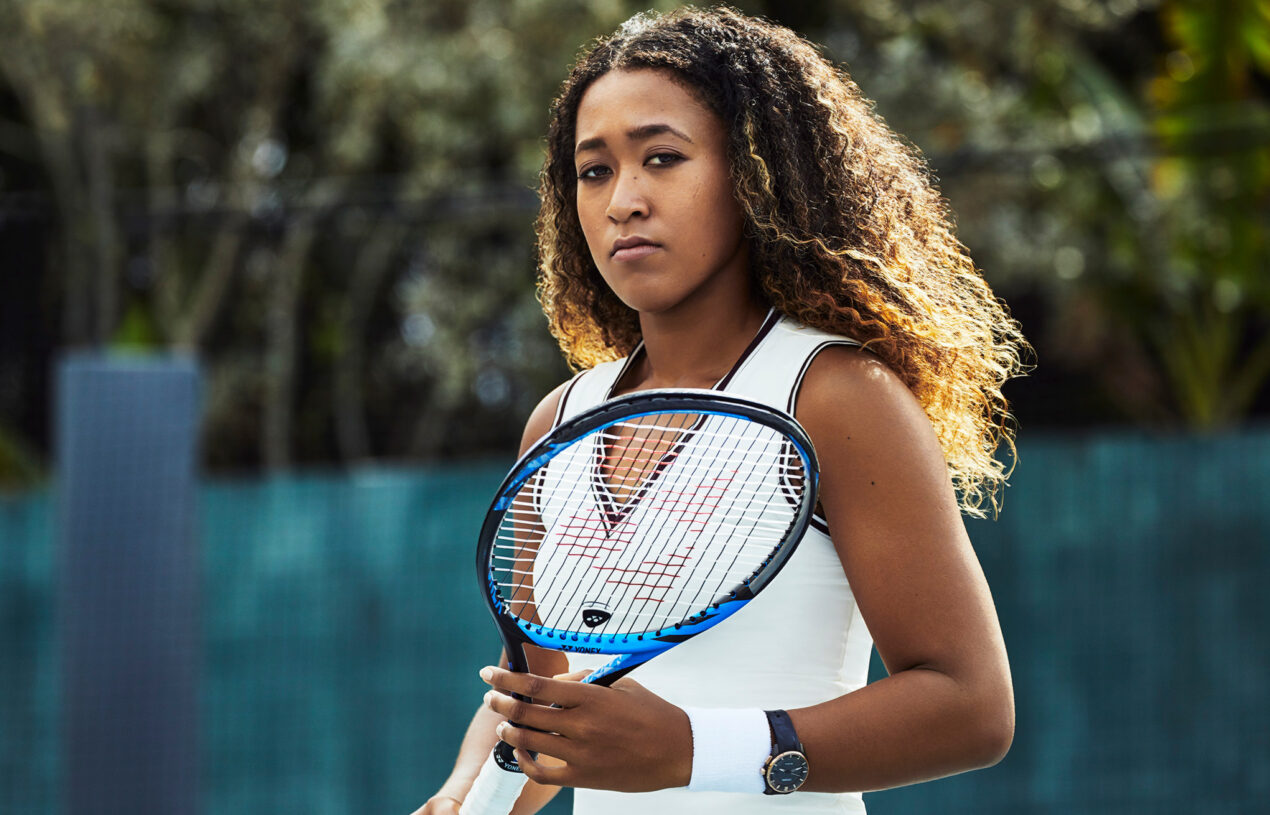 Naomi Osaka Reminds Us to ALWAYS Choose Our Mental Health BEFORE Anything!